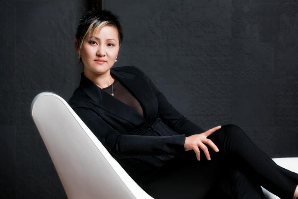 Sara Lin, Direttore Creativo Pop Bag by J&C