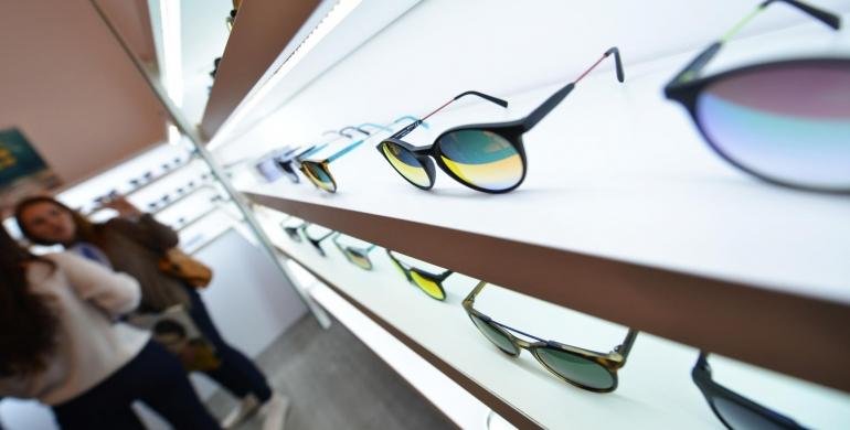 Saraghina Eyewear a Mido 2016