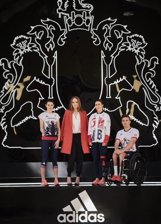 Adidas e Stella McCartney insieme per Rio 2016