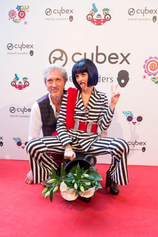 Marcel Wanders e Sita Abellan