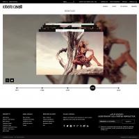 Roberto Cavalli sito ufficiale