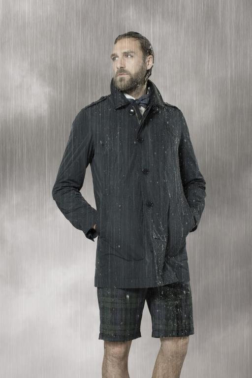Woolrich Rainwear Project, BARROW MAC