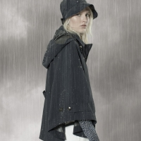 Woolrich Rainwear Project, FAYETTE CAPE