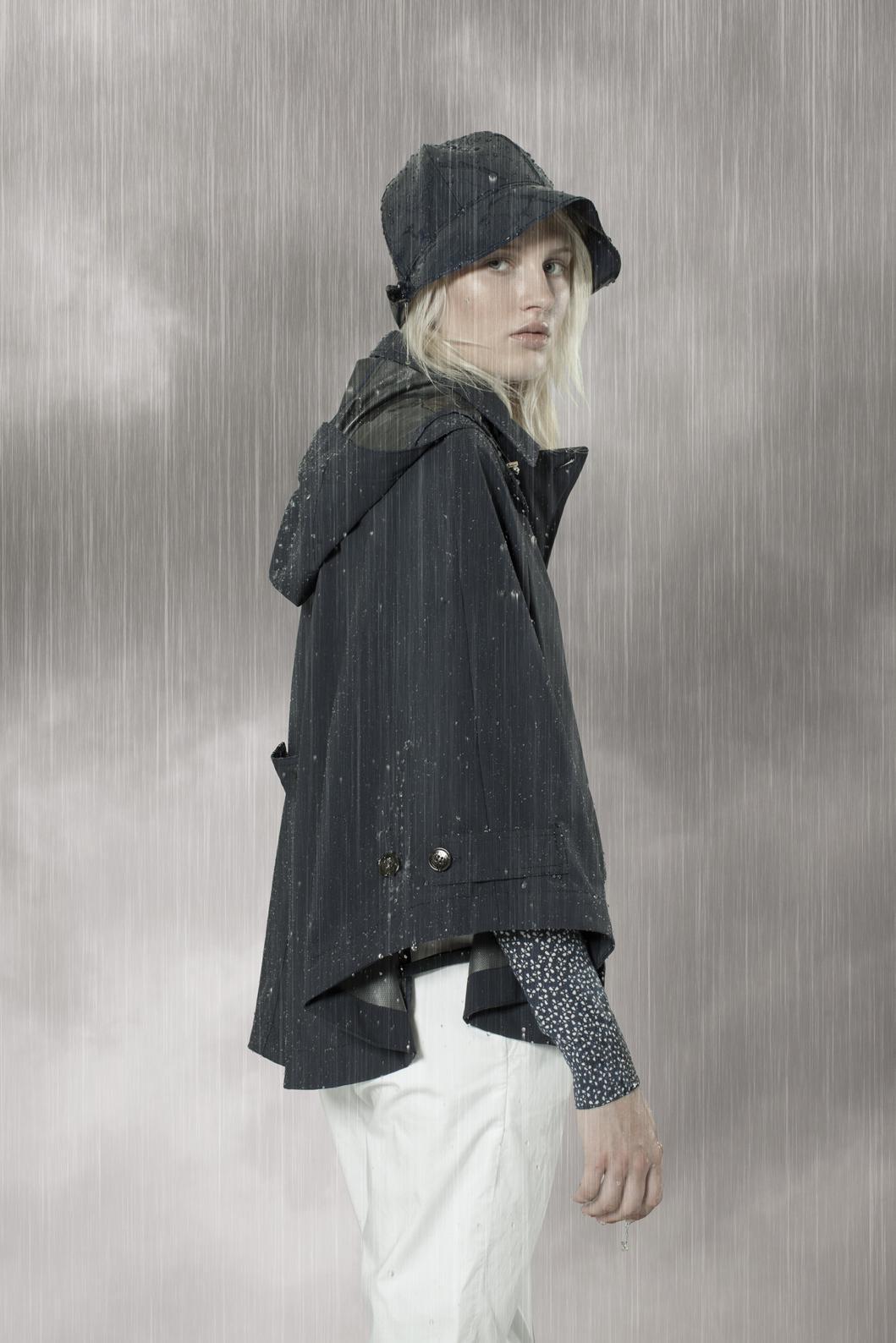 Woolrich Rainwear Project, FAYETTE CAPE