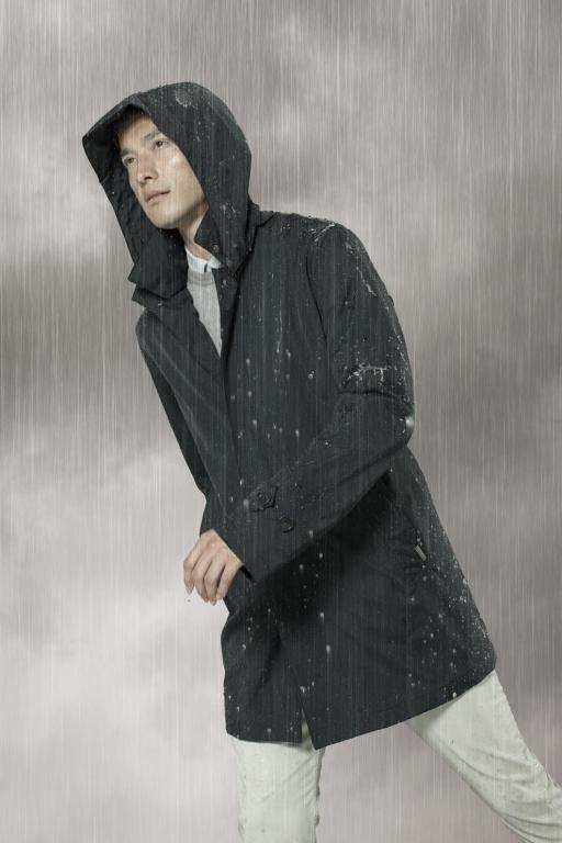 Woolrich Rainwear Project, GTX MAC