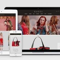 gucci.com, nuova piattaforma digitale
