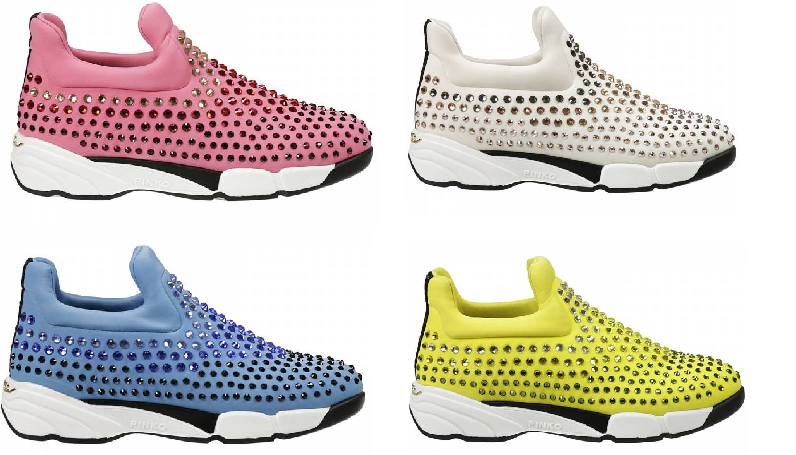 Pinko sneakers Shine Baby Shine  glam chic  9e5d349da61