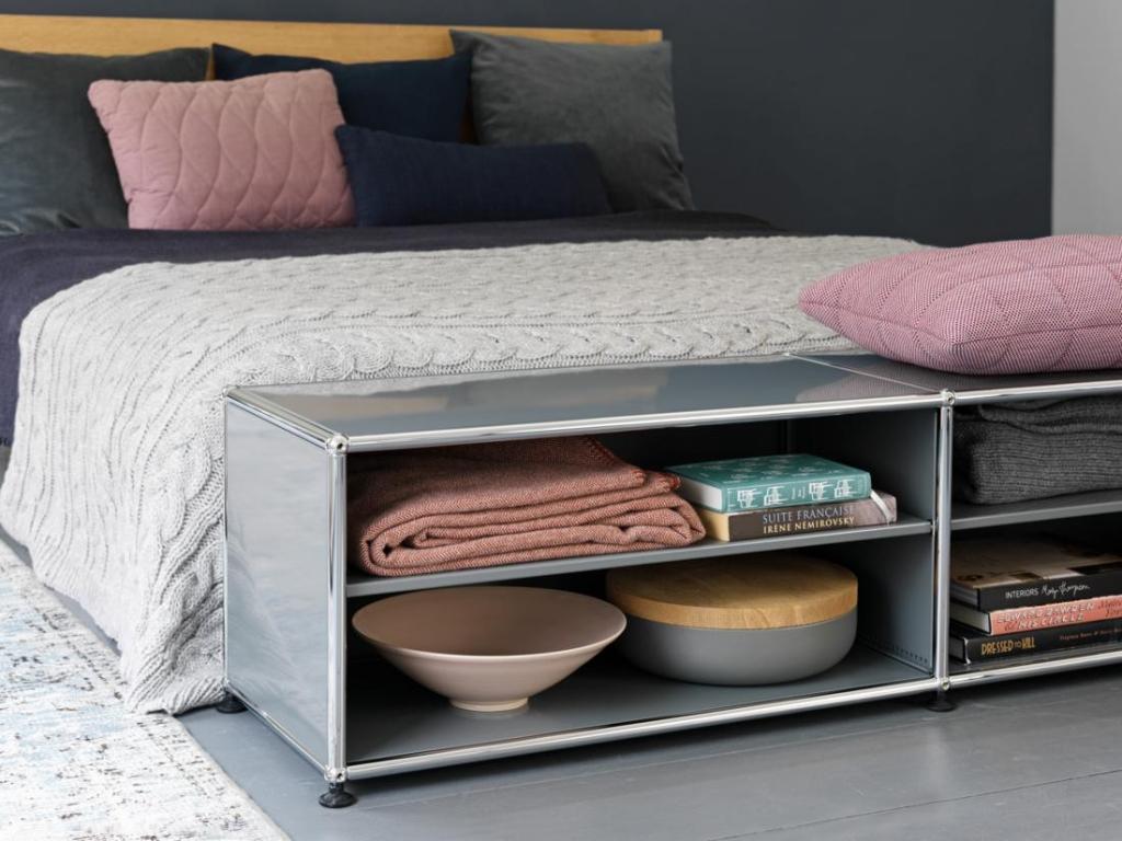 usm modular furniture a modo tuo ecco la campagna make it yours fashion times. Black Bedroom Furniture Sets. Home Design Ideas