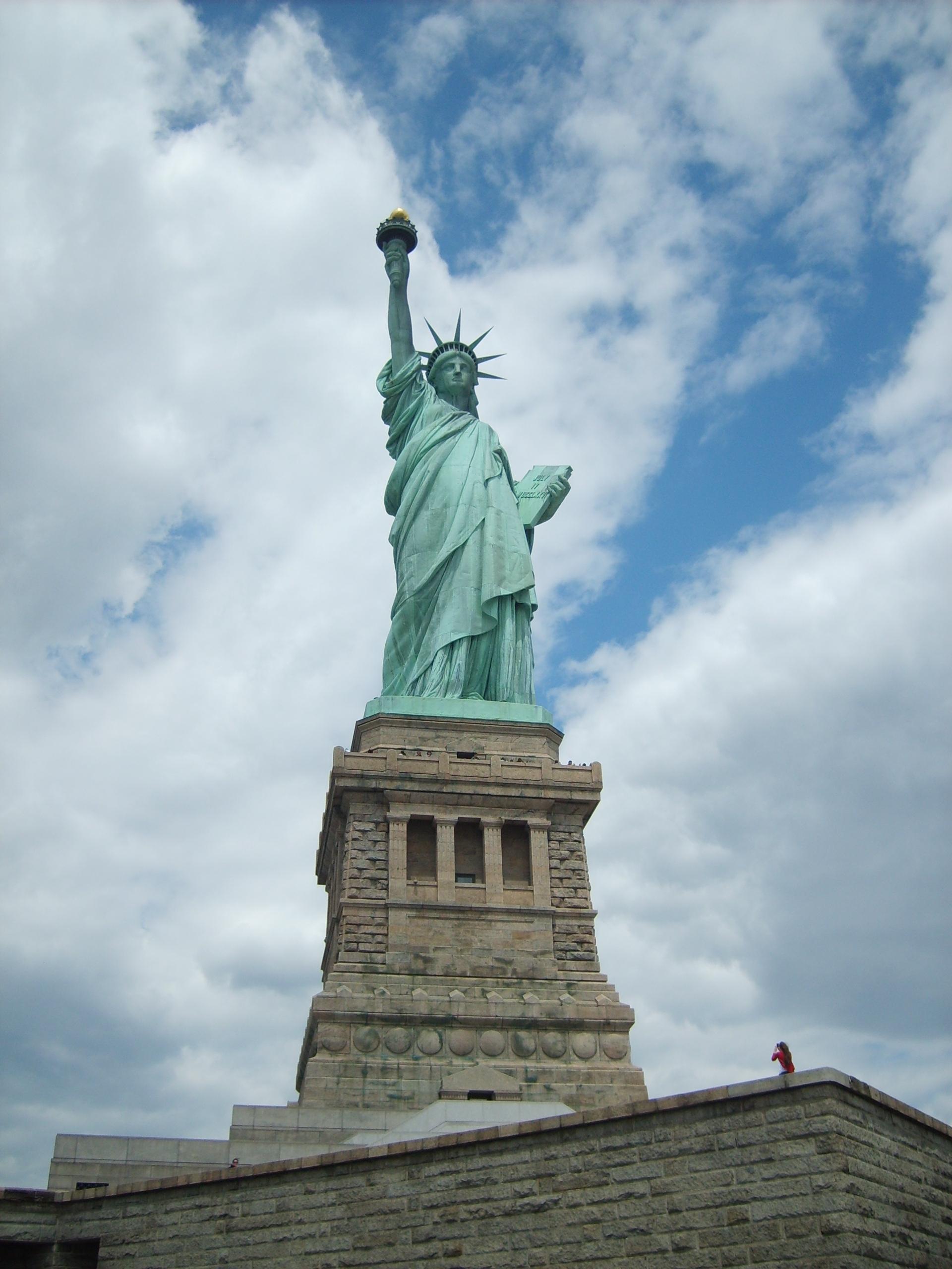 (3) Statua della Libertà