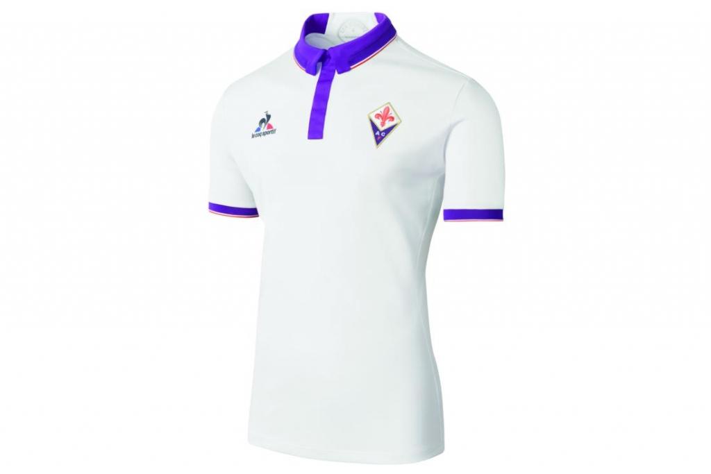 Divisa bianca Fiorentina, Le coq sportif