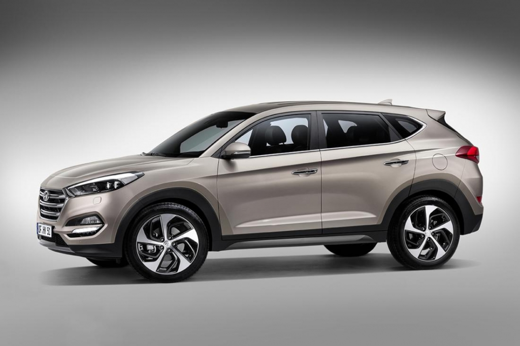 Hyundai Tucson Stile E Comodit A 4 Ruote Motrici
