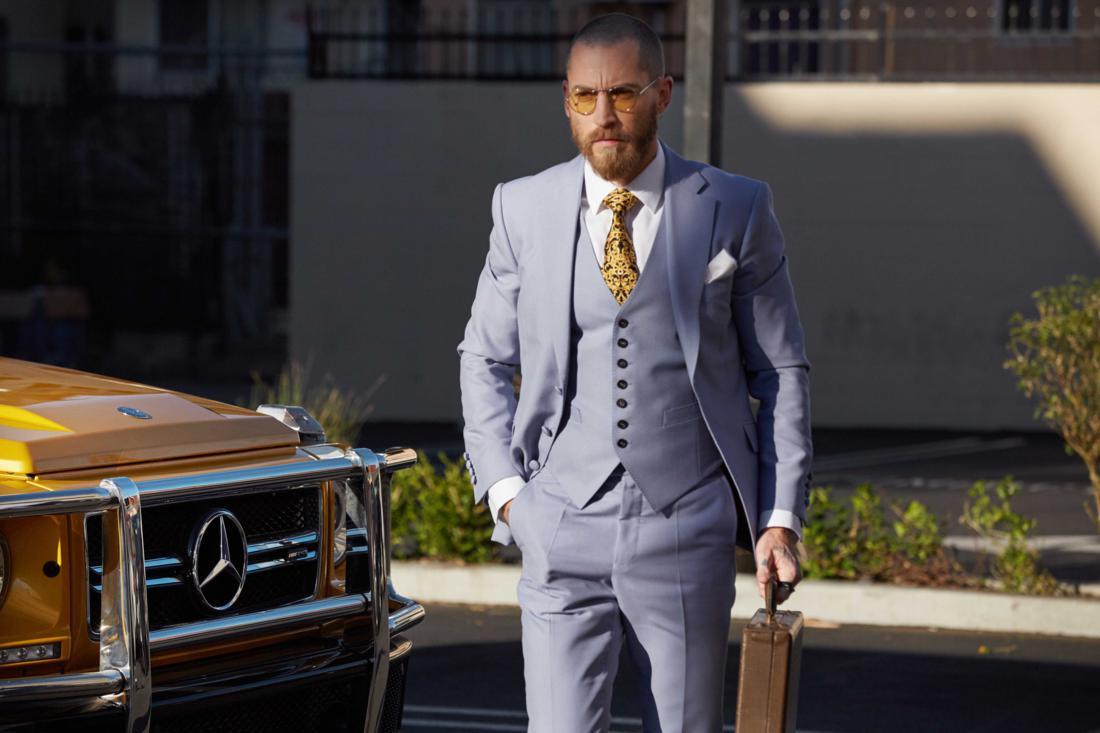 Mercedes-Benz Fashion Creatives Episode 5, Justin O'Shea