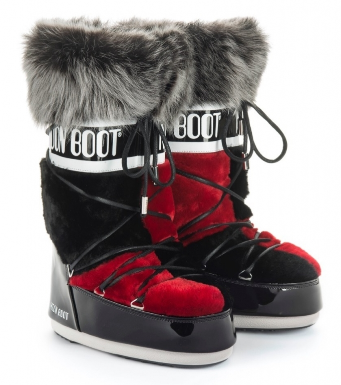 Moon Boot-MSGM capsule collection