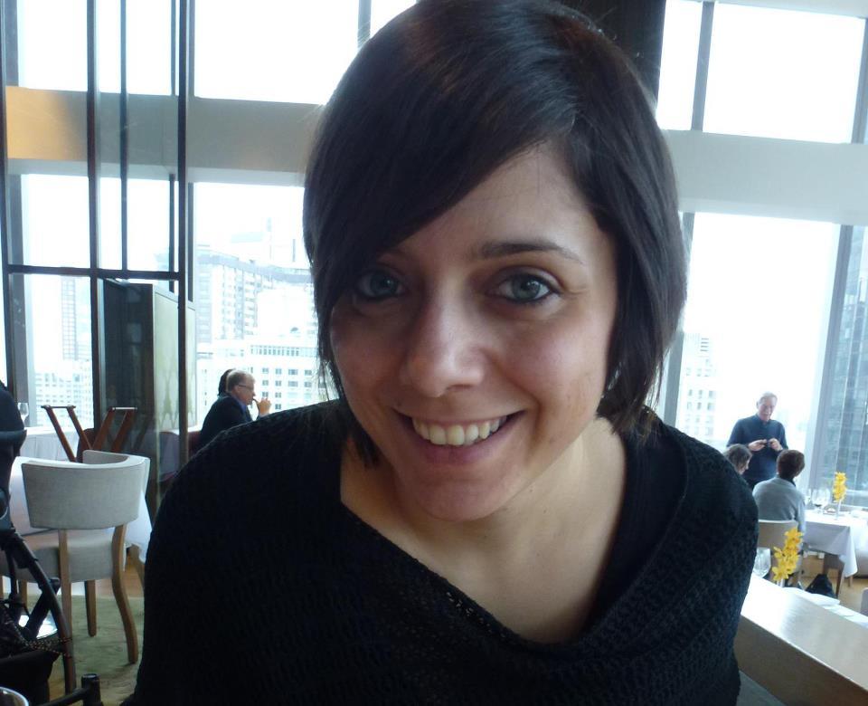 Nicoletta Consumi, giornalista italiana che ha scelto di vivere in Svezia.