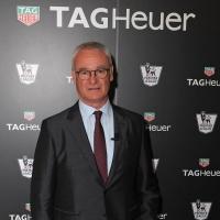 Claudio Ranieri ambassador per TAG Heuer