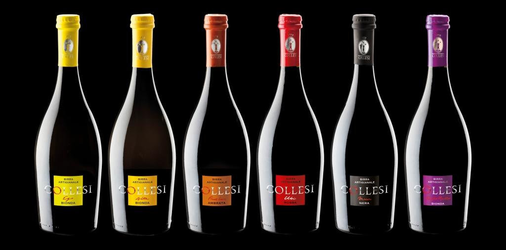 bottiglie_ birre Collesi