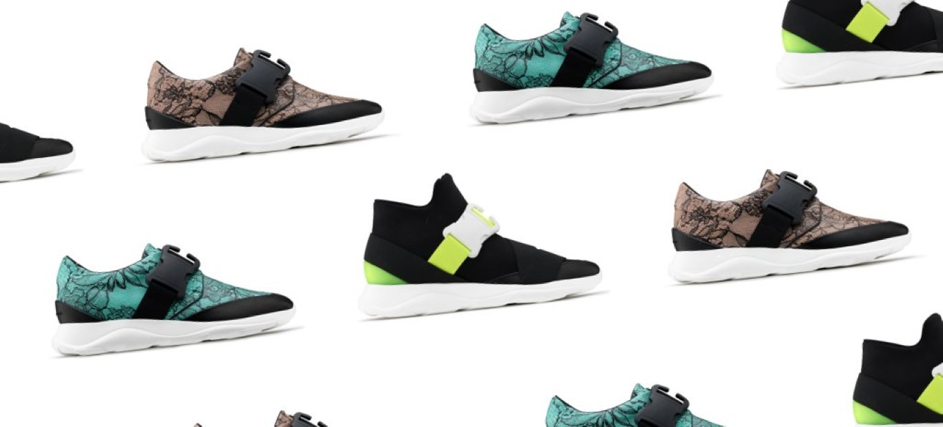 christopher kane sneakers 2016
