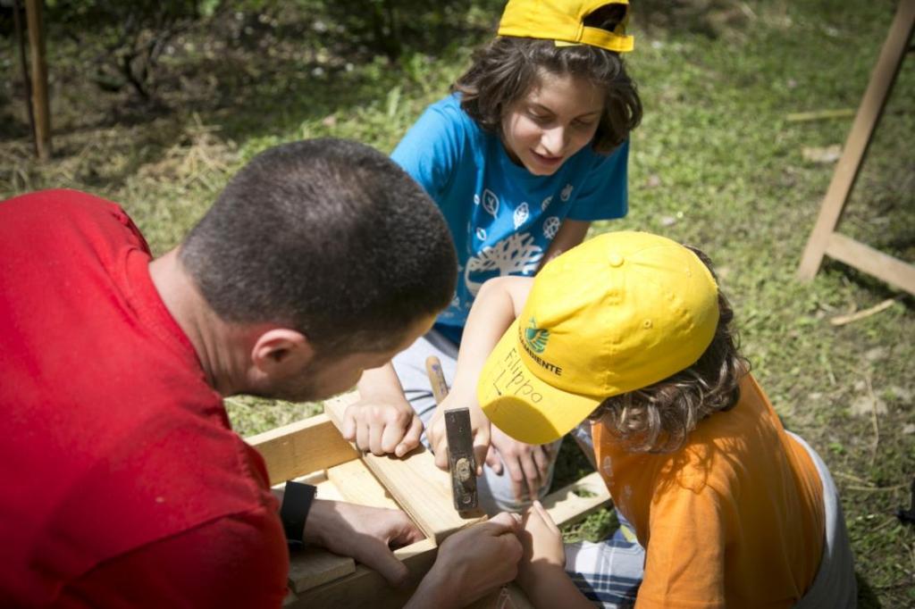 Earth Day Cascina Nascosta, Timberland e Legambiente