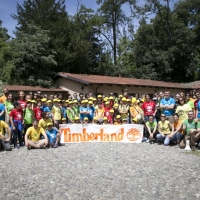 earth day, timberland e legambiente
