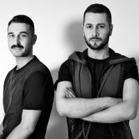 Francesco Alagna e Antonio Romano (ritratto di Fabio Costì)