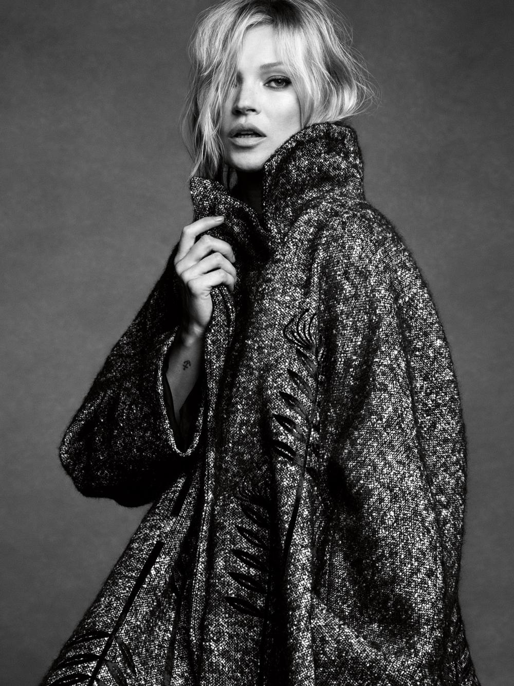 Kate Moss per Alberta Ferretti
