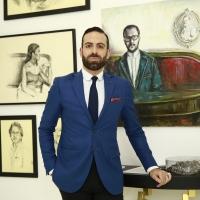 MAD Zone - 8 giugno - Roberto Di Costanzo fra le opere della sua collezione La Belle Société. (Photo Credit Marco Barbaro)