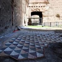 Mosaico terme di Caracalla