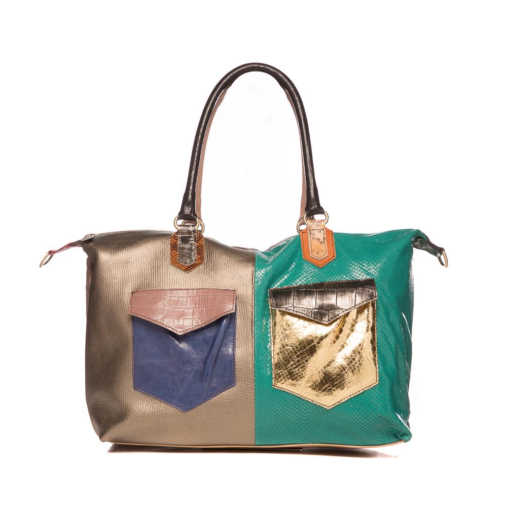 Blue Print for Mystery bag