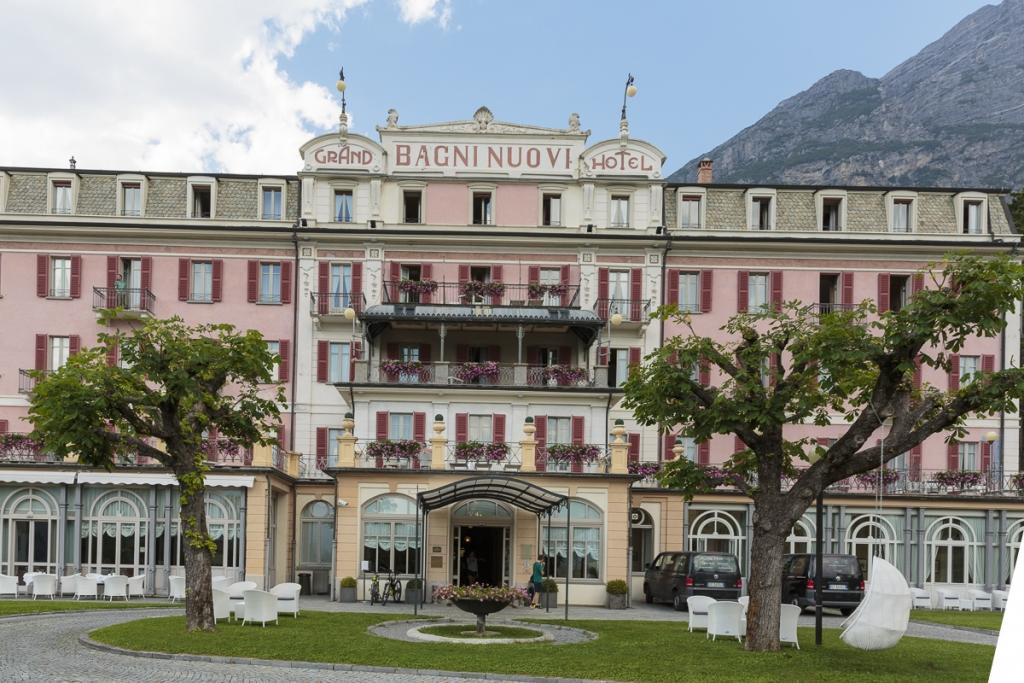 L'Hotel Bagni Nuovi