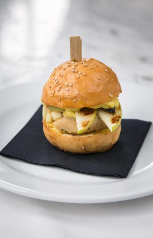 Hellmann's Burger di Granchio,Maionese e Curry by JB
