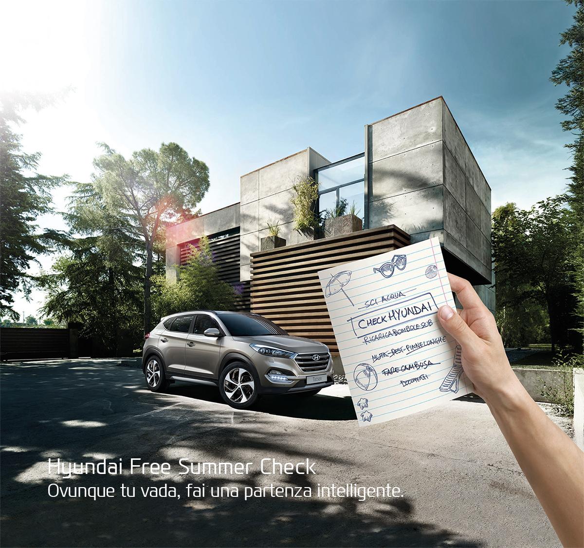 Hyundai Summer Free Check