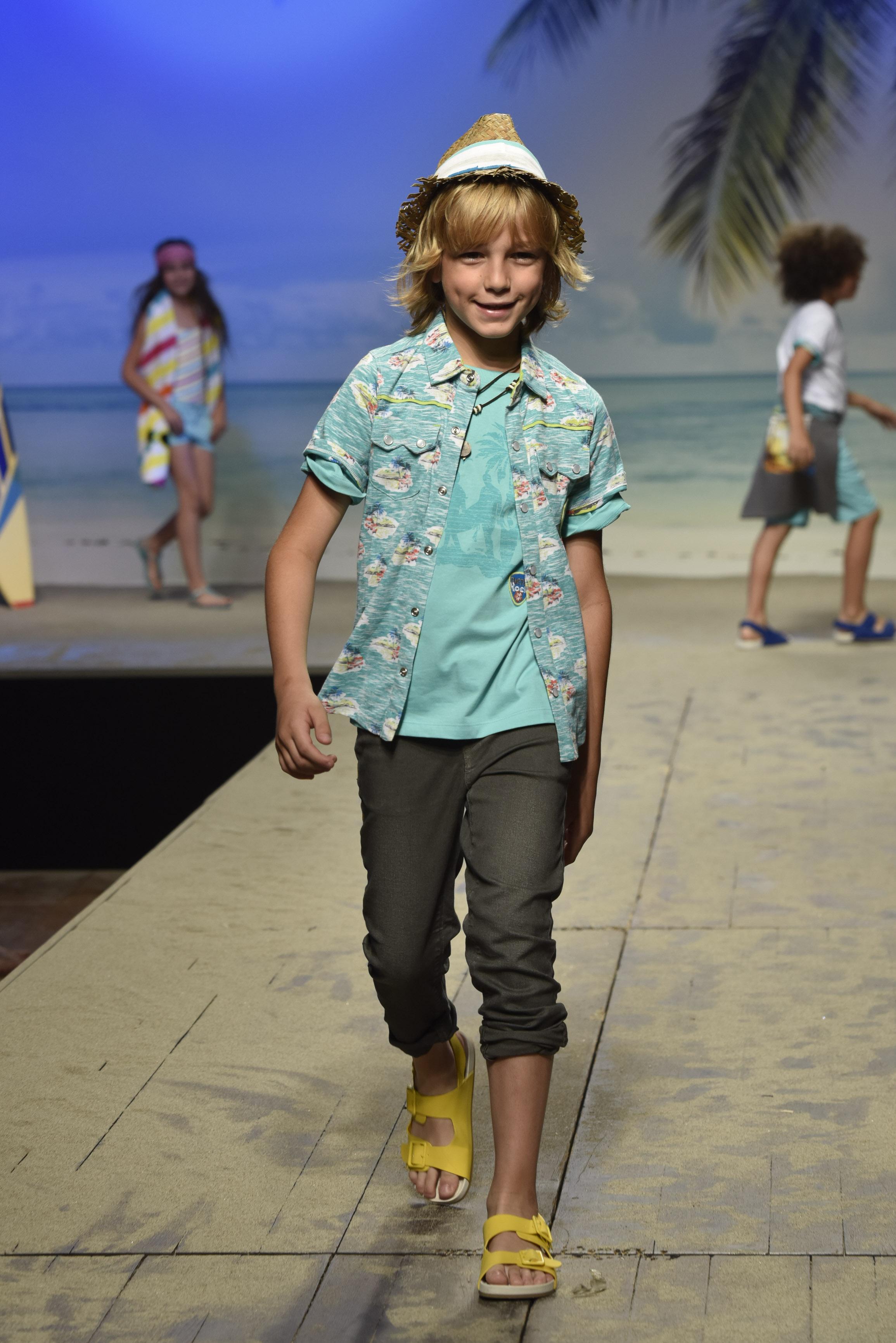 Tendenze kidswear primavera estate 2017 fashion times for Milano fashion academy