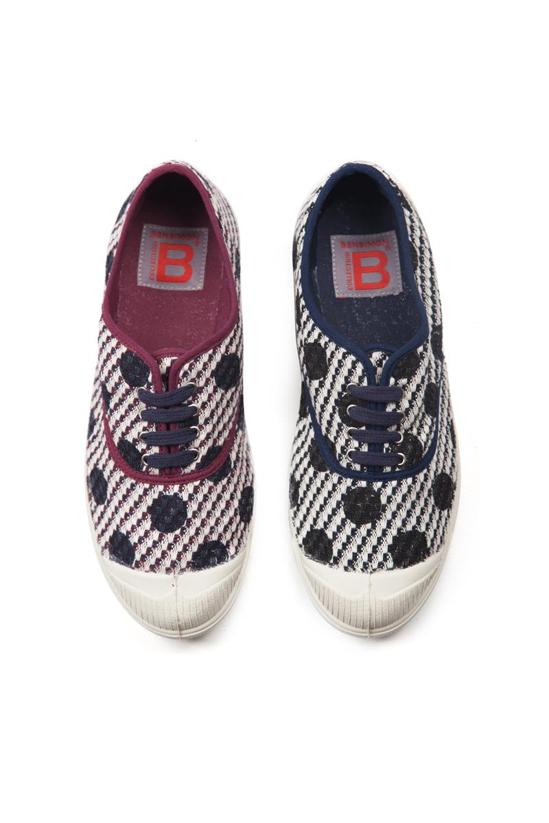 bensimon -limited editions dots on tweed (Copy)