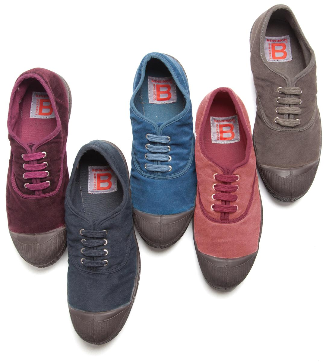 bensimon -limited editions vintage velours (Copy)