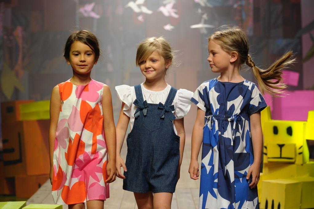 il gufo kidswear spring-summer 2017 collection