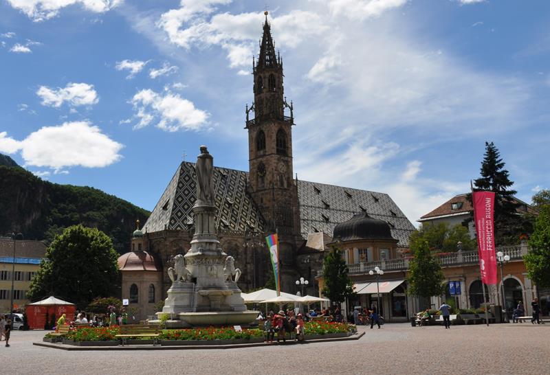 Bolzano. On the road with Mazda CX-3