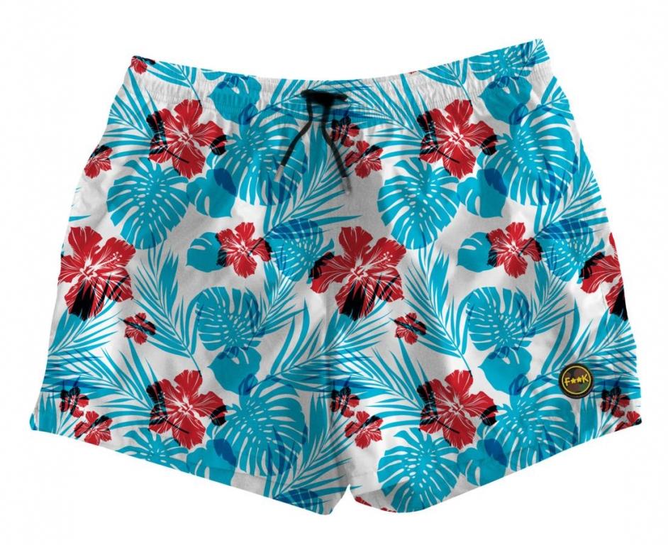 F**K presenta la collezione beachwear per l'estate 2017