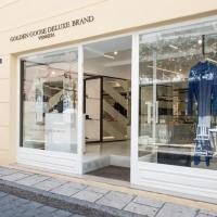 Golden Goose Deluxe Brand new opening St.Tropez