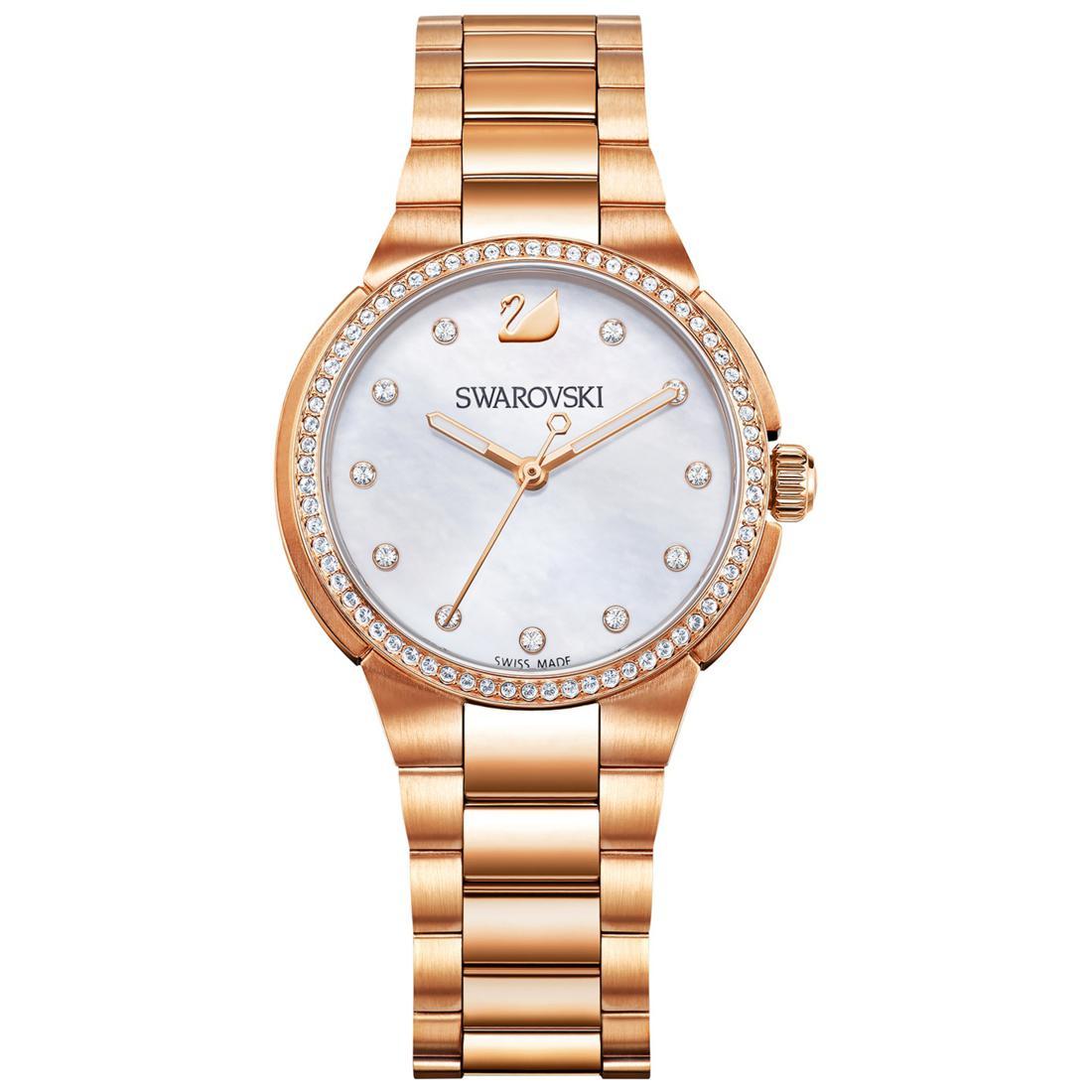 Swarovski Presenta La Nuova Collezione Di Orologi Fashion Times