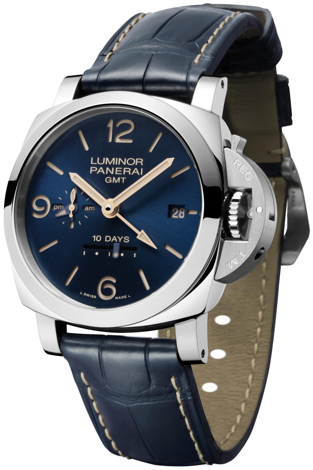 più economico 85192 e179c Panerai: ecco la serie speciale di 4 orologi | Fashion Times