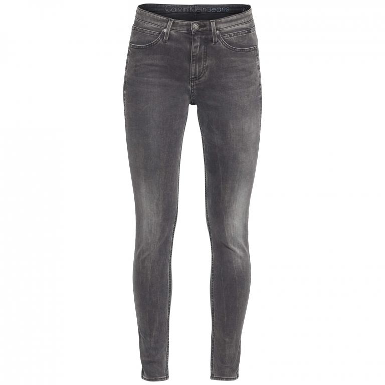 Sculpted Jeans Woman Skinny SmokeyGrey