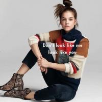 Barbara Palvin per Amazon Moda