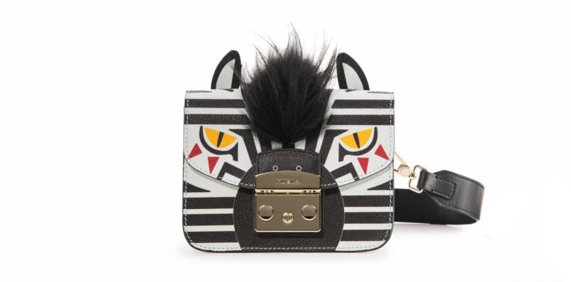 Furla Metropolis Jungle, zebra