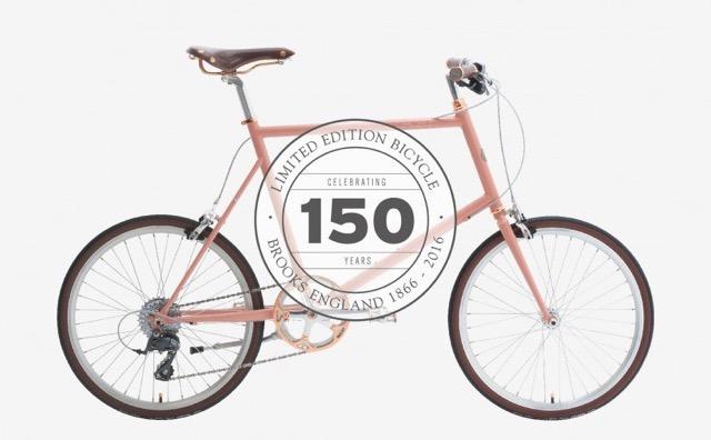 Mini Velo Limited Edition, Tokyobike e Brooks England