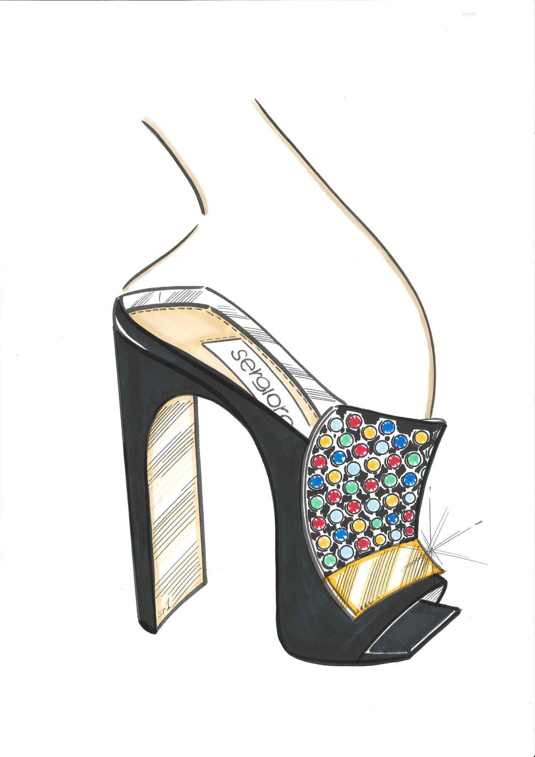 reputable site 53645 dfadb Sergio Rossi: nuova collezione pensata per il daywear ...