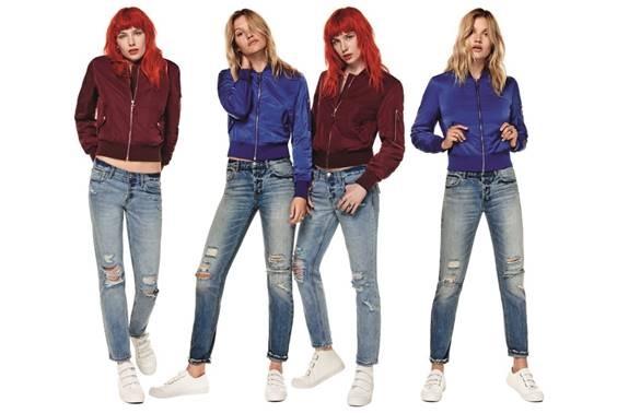 54043188e4b8 Tally Weijl  nuova campagna ispirata a Kate Moss