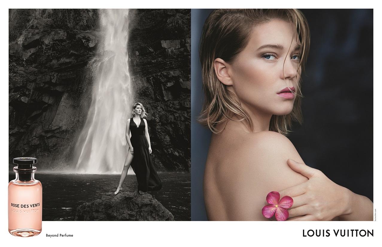 lea-seydoux-louis-vuitton-fragrance-rose-des-vents-profumi-2