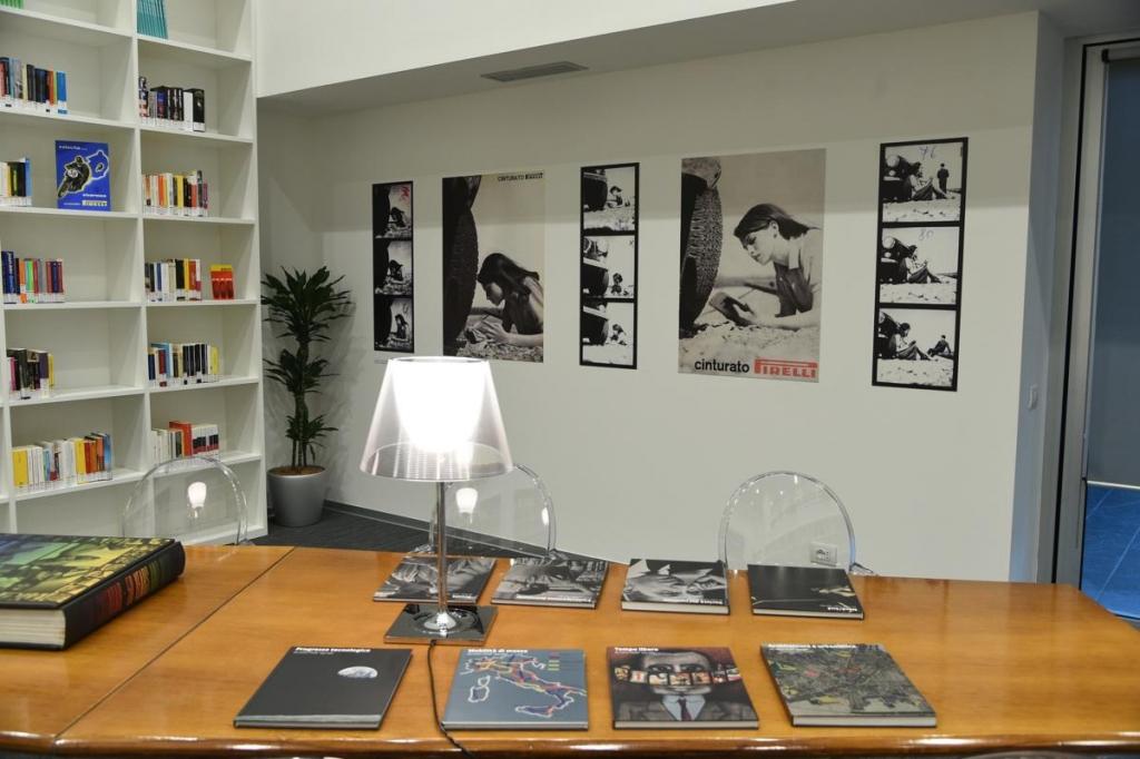 Biblioteca Pirelli Bicocca