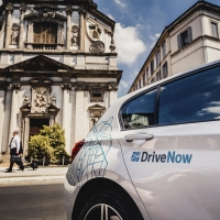 DriveNow Milano, Photo credit: DriveNow