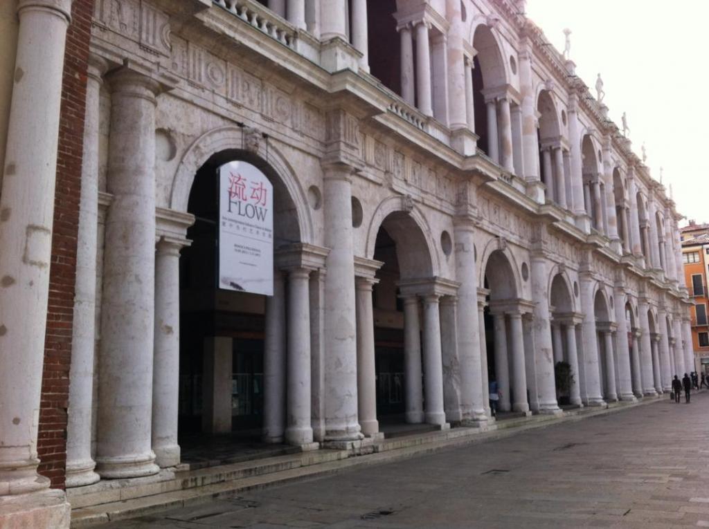FLOW 2015 Basilica Palladiana Vicenza